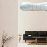 Cloud Bamboo Pendant -