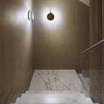 Duca Wall Light by Oluce Srl