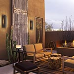 Dwell Exterior Wall Sconce by Troy Lighting