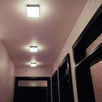 Mint Square Ceiling Light -  /