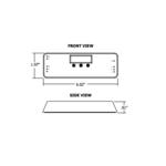 60W DVR Driver for RGB LED -  /