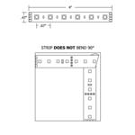 SS3 RGB 2.6W 24V Soft Strip -  /