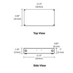 100W 24VDC RGB LED Power Supply with DMX Driver -  /