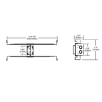 Slim Profile Junction Box -  /