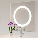 Alice LED Mirror by Edge Lighting