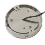 Puck LED Under Cabinet - Satin Aluminum /