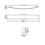 Regal LED Wall Light -  /