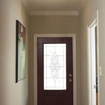 Satin Ceiling LED Ceiling Light -