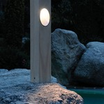 Ela Floor Lamp by Oluce Srl