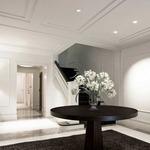3 Inch Round Flangeless Wall Wash Trim -