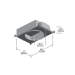 Reflections 12 Inch IC Airtight New Construction Housing -  /