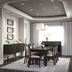 Reflections 5IN Fleur Indirect Downlight Trim -
