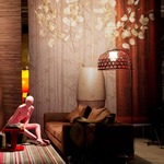 Emperor Floor Lamp by Moooi