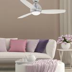 Curva Ceiling Fan with Light -