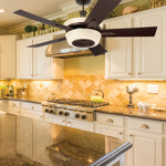 Laclede Eco Ceiling Fan with Light -