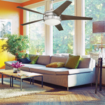 Midway Eco Ceiling Fan with Light -