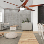 Rah Eco Ceiling Fan with Light -
