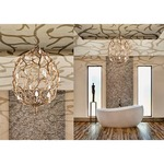 Enchanted Pendant by Corbett Lighting