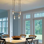Erlenmeyer Multi Pendant by Hubbardton Forge