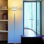 Escape Floor Lamp by Lightology Collection
