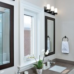 Essex Bathroom Vanity Light -  /
