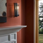 Ethan Wall Sconce by Feiss