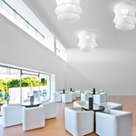 Euler Double Ceiling Mount by Axo Lightecture