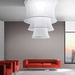 Euler Triple Ceiling Mount by Axo Lightecture