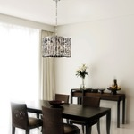 Lusso Round Chandelier by Eurofase