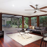 Dyno Ceiling Fan with Light -