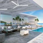 Simple Indoor / Outdoor Ceiling Fan -