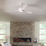 Spitfire Indoor / Outdoor Ceiling Fan with Light -