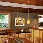 Firebird Owl Pendant by Tech Lighting