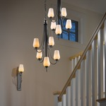 Flora Chandelier by Hubbardton Forge