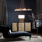 Forest Light Chandelier by Currey and Company