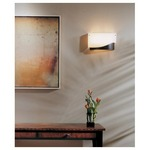 Forged Wave Right Wall Sconce by Hubbardton Forge