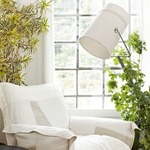 Fork Floor Lamp with Dimmer -  /