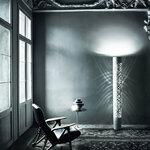 Gregg Midi Glass Table Lamp -