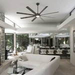 Hydra DC Ceiling Fan with Light -