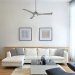 Woody 60 Inch DC Ceiling Fan with Light -