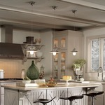 Freeport Pendant with Canopy by WAC Lighting