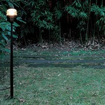 Fresnel Outdoor Floor Lamp by Oluce Srl