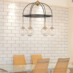 Fulton LED Chandelier by Savoy House