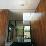 Funnel Halogen Wall / Ceiling Light -  / White