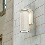 Hive Outdoor Wall Sconce by Troy Lighting