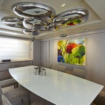 Mercury LED Ceiling Light by Artemide