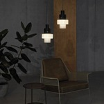 Gask Pendant by Diesel Lighting