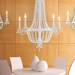 Geneva Chandelier by Savoy House