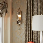 Gianna Wall Sconce by Feiss