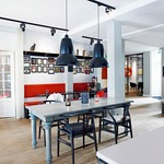 Giant 1227 Pendant by Anglepoise